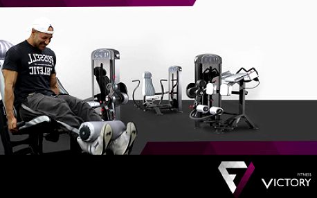 2x vstup do Fitness Victory za 119 Kč! Nově otevřené moderní fitko!