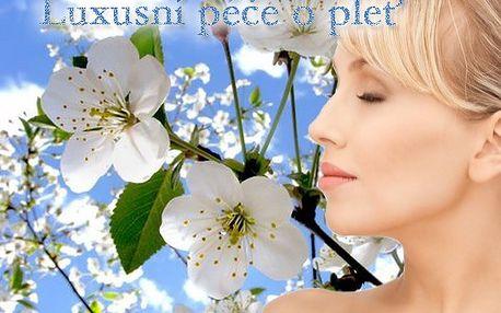 199 Kč za luxusní kosmetické ošetření!!!