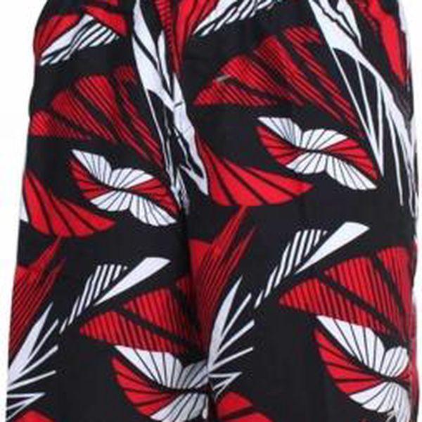 Speedo PRT LEIS 18 WSHT AM BLACK/RED černá/červená S