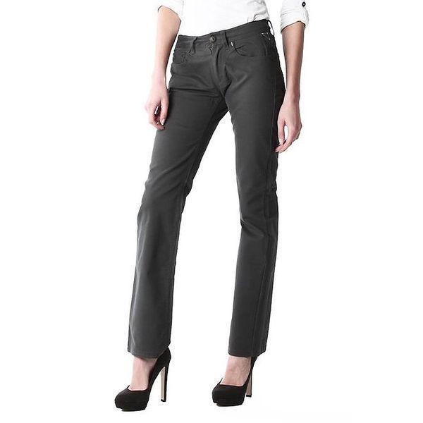 Dámské tmavě šedé džíny Replay