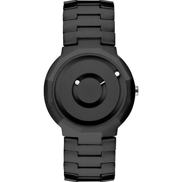 Černé keramické hodinky Danish Design