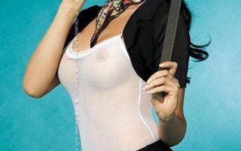 Obsessive pětidílný sexy kostým Teacher