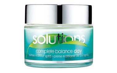 Avon Denní matující krém SPF 15 Solutions Complete Balance (Oil-Free Mattifier Day Cream) 50 ml