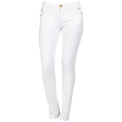 Dámské bílé skinny džíny Ruby London