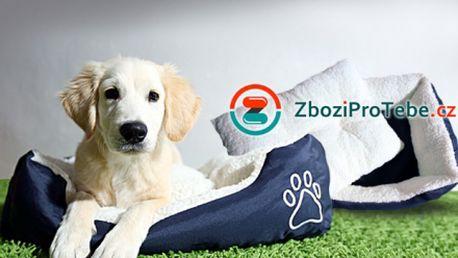 """Měkoučký PELÍŠEK """"Majlo"""" pro psí miláčky za pouhých 299 Kč včetně POŠTOVNÉHO! Pohodlný pelíšek, do kterého se bude těšit nejen Váš šampion, ale i milovaný voříšek!"""