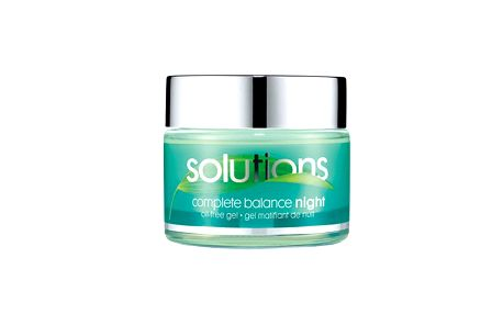 Avon Noční gelový krém Solutions Complete Balance (Oil-free Night Gel) 50 ml