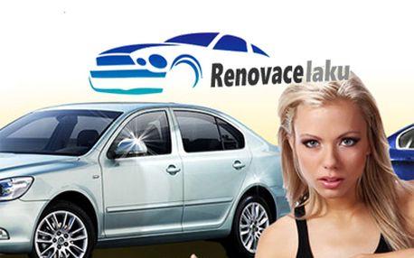 Ruční mytí a čistění auta od 119 Kč!