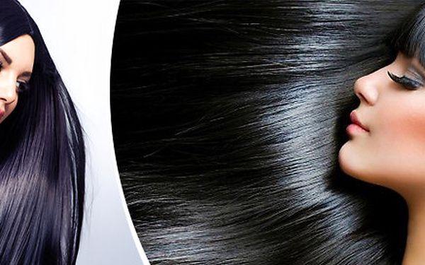 Prodlužování vlasů metodou Bellargo + zdarma střih, barva či melír, foukaná a styling