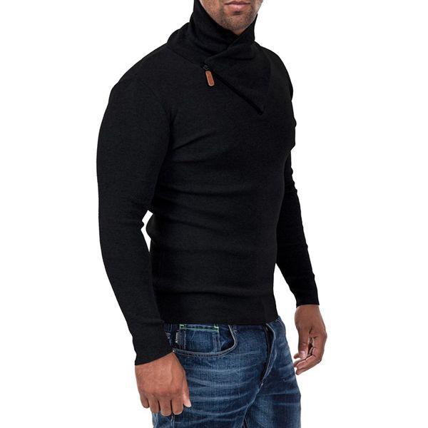 Pánský svetr Carisma černý