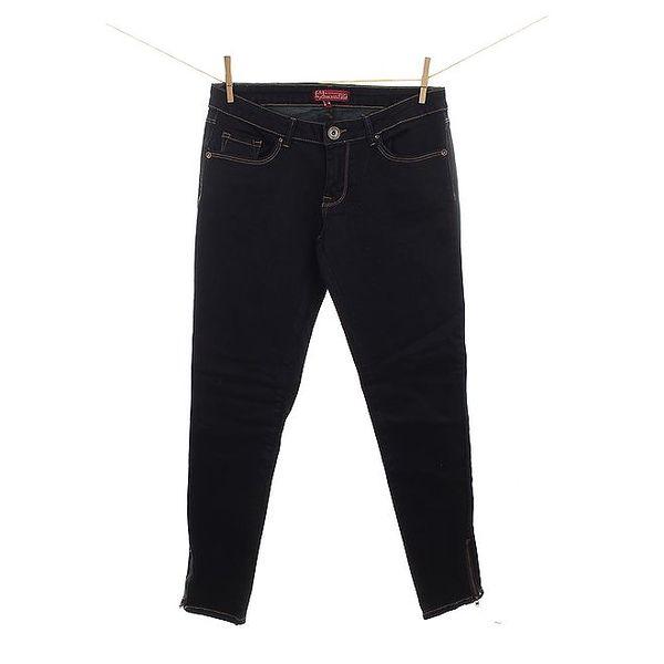 Dámské tmavě modré džíny Fuga