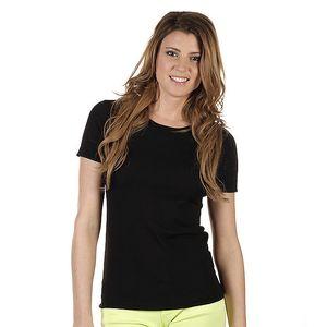 Dámské černé tričko Ada Gatti