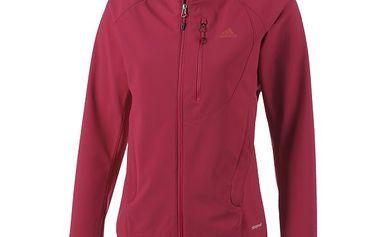 Dámská outdoorová bunda W Hiking Soft Shell Jacket Vás výborně ochrání před větrem i deštěm díky kvalitnímu materiálu Windproof Soft Shell.