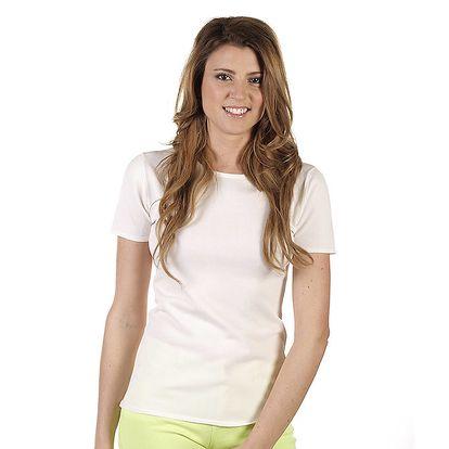 Dámské bílé tričko Ada Gatti