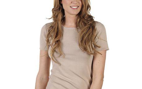 Dámské béžové tričko Ada Gatti