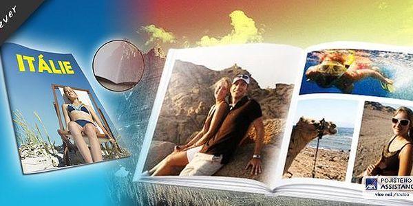 Neschovávejte své fotky v počítačích, vytvořte si vlastní stylovou fotoknihu či fotosešit z Vašich nádherných vzpomínek se slevou 76%!!