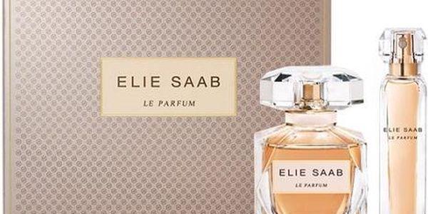 Elie Saab Le Parfum Intense EDP dárková sada W - Edp 50ml + 10ml Edp