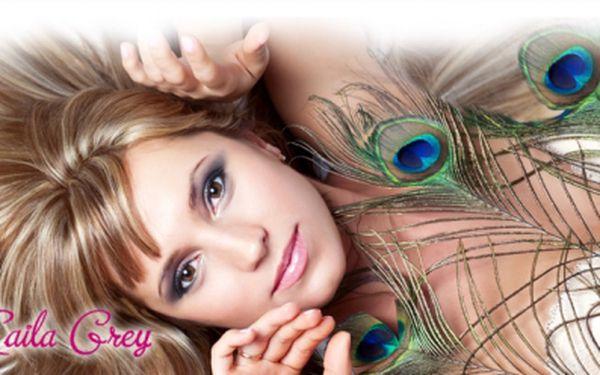 Oživte svůj účes MELÍREM značky MATRIX již od 319 Kč! MELÍR, MYTÍ, STŘIH, FOUKANÁ a závěrečný STYLING! Vložte se do rukou vysoce talentovaných kadeřnic v Beauty studiu Laila Grey a dopřejte si nový stylový účes se slevou až 60%!