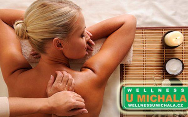 Jen 199 Kč za hodinovou masáž zad a šíje + ošetření rukou parafínovým zábalem we Wellness U Michala v Plzni. Na novém místě přímo v historickém centru Plzně si užijete skvělou relaxaci a báječnou masáž se skvělou slevou!