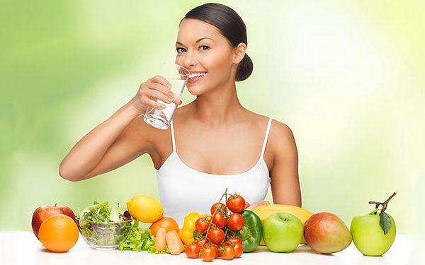 Sestavení jídelníčku na 1 měsíc včetně receptů a doporučení vhodných pohybových aktivit