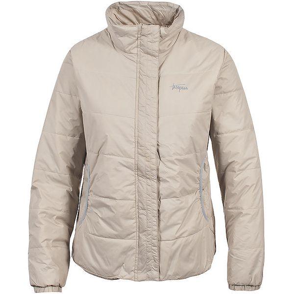 Dámská béžová zimní bunda Trespass