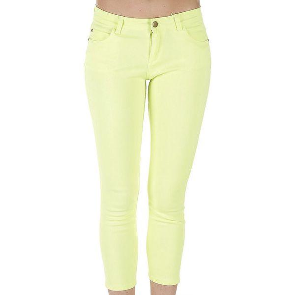 Dámské žluté kalhoty Ada Gatti