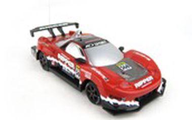 RC Car závodní model s kužely 1:43