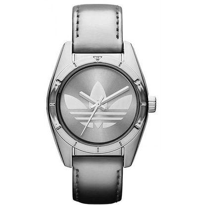 Dámské stříbrné hodinky s logem Adidas