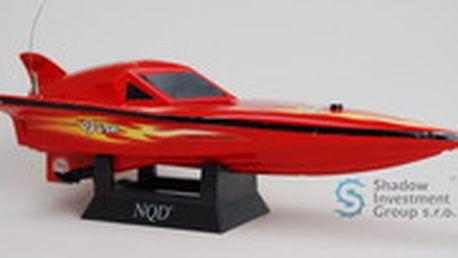 RC člun 1:38 MINI HIGH SPEED, 2 kanály, 4011