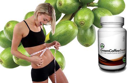 90 tablet Green Coffee Bean extrakt na hubnutí