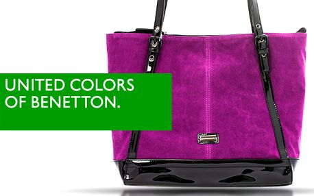 Kabelky a pouzdra na tablet United Colors of Benetton