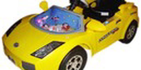 Elektrické autíčko - Cabrio 99821 I
