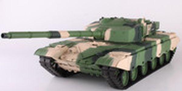 Rc tank ztz 99 mtb čína 1:16