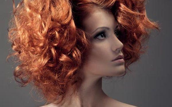 Profesionální dámský střih a regenerace vlasů Bio...