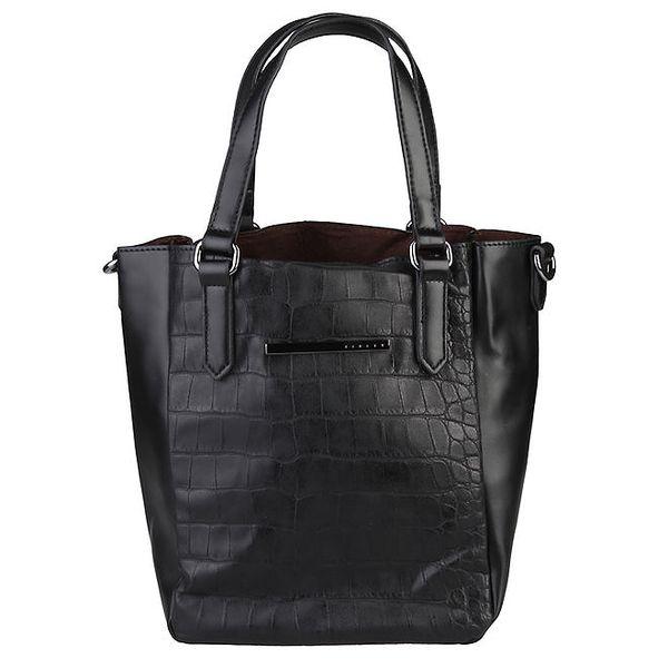 Dámská černá kabelka Sisley