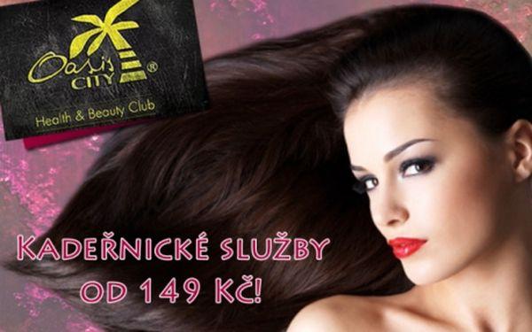 Nejoblíbenější KADEŘNICKÉ SLUŽBY od profesionálů v Beauty&Hair GAUDÍ na Václavském náměstí! Střih, melír a barvení již od 149 Kč salonu v samém centru Prahy 1! Udržujte své vlasy krásné!!!
