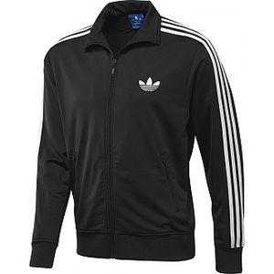 Pánská lifestylová mikina - Adidas ADI FB TRACKTOP