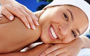 Luxusní hodinová havajská masáž zad a šíje nebo celotělová havajská masáž Lomi - Lomi.