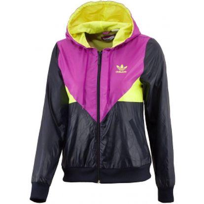 Dámská bunda - Adidas COLORADO WB černá/fialová