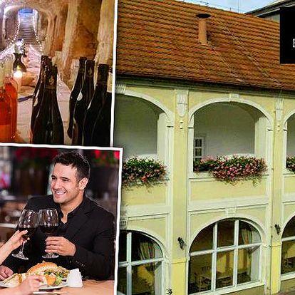 2denní pobyt pro dva v hotelu Vavřinec s romantickou večeří