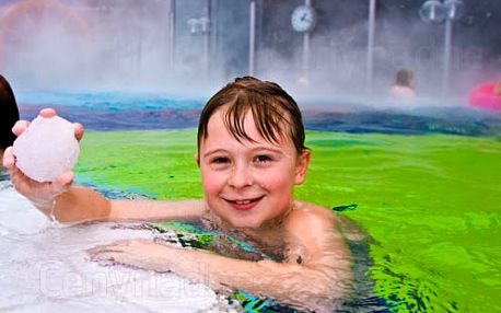 Pobyt v hotelu *** s výhledem na Tatry a celodenním vstupem do aquaparku! Polopenze a masáže v ceně!