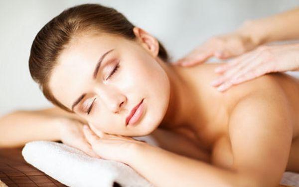 Harmonizační masážní terapie pro ženy, z rukou dip...