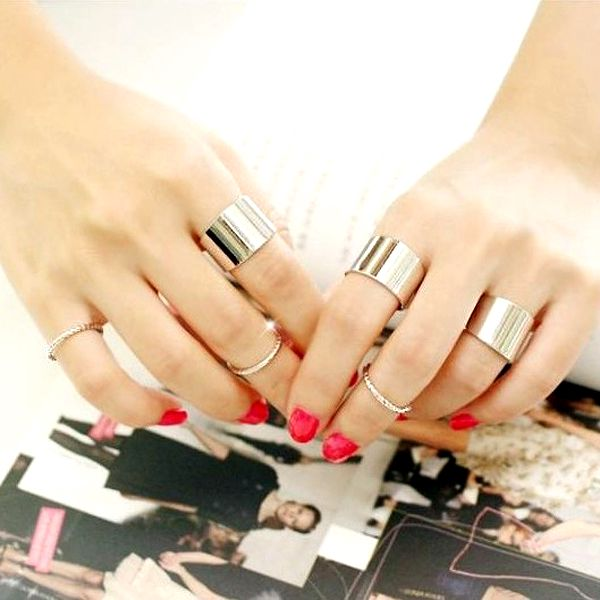 3 kusy prstýnků a poštovné ZDARMA! - 5505814