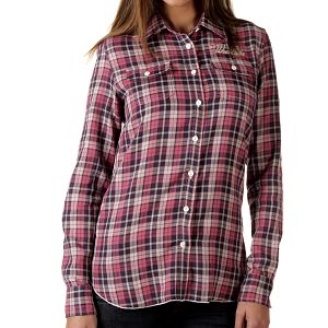 Dámská růžově kostkovaná košile Replay