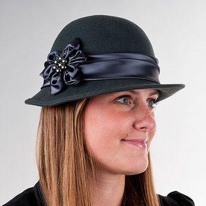 Dámský klobouk Karpet 1164, šedý