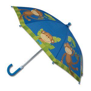Dětský deštník s opicí