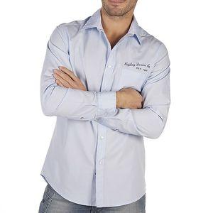 Pánská světle modrá košile Replay