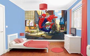 Tapeta Spiderman - 305 x 244 cm
