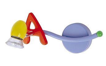 Dětské svítidlo Rabalux ABC multicolor 6681, 1 světlo
