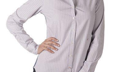 Dámská jemně proužkovaná košile Replay