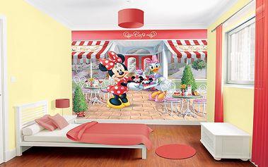 Tapeta Disney Minnie - 305 x 244 cm